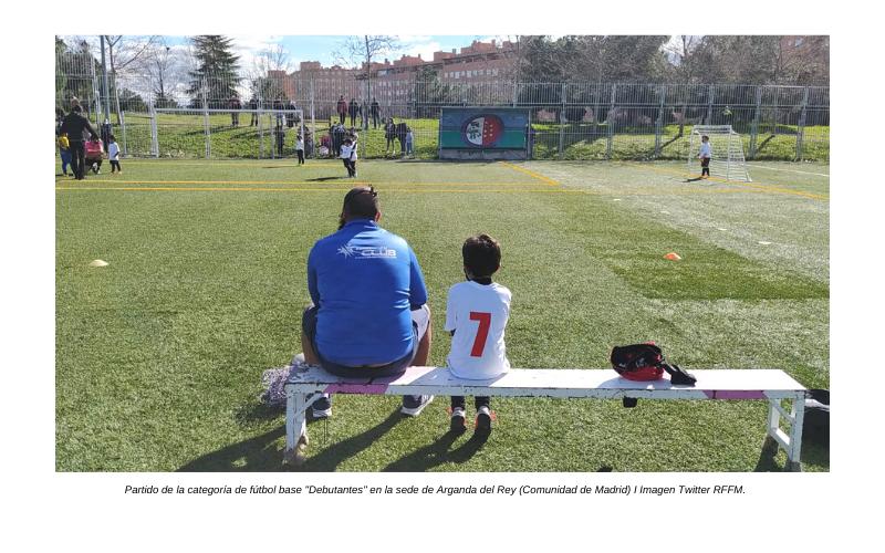 El gradual regreso del fútbol base en las distintas comunidades autónomas
