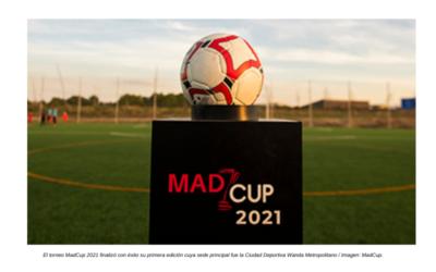 MADCUP 2021 culmina con éxito su primera gran edición